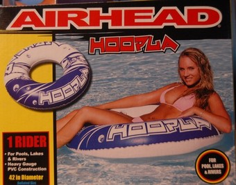 Hoopla float by Airhead