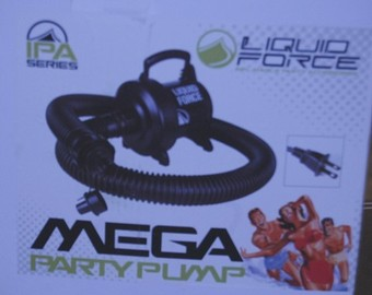 Mega Party Pump From Liquid Force