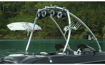 MTE Universal Wakeboard Tower by Monster